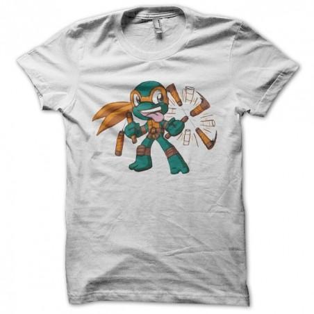 Tee shirt Tortues Ninja fan art  sublimation