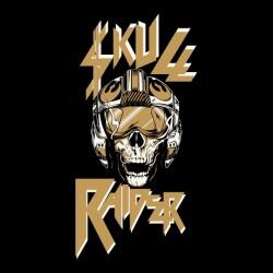 tee shirt skull raider...