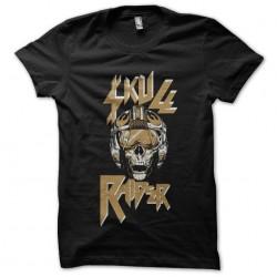 tee shirt skull raider  sublimation