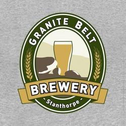 tee shirt granery belt Brewery stanhorpe gray sublimation