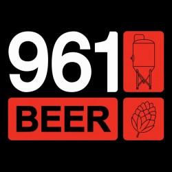 tee shirt 961 beer...