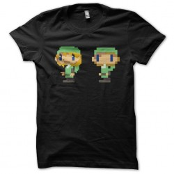 tee shirt cave story 8 bit...