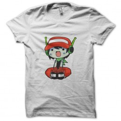 tee shirt cave story  sublimation