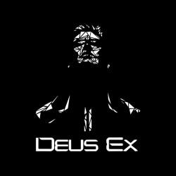 tee shirt deus ex black sublimation