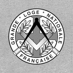 tee shirt Logo GLNF gris...