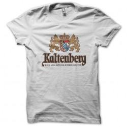 t-shirt kaltenberg white beer sublimation
