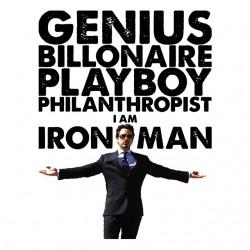 Iron man t-shirt the best...