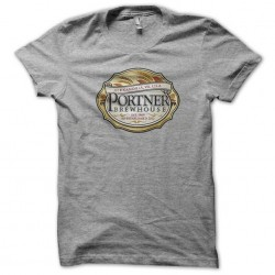 tee shirt portner logo...