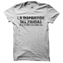 tee shirt disparition des...