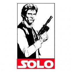 tee shirt Han Solo...