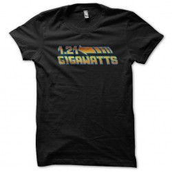 t-shirt 1.21 Gigawatts way...