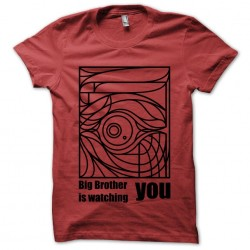 T-shirt Big Brother red...