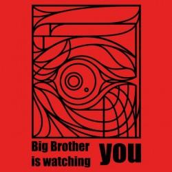tee Shirt Big Brother  sublimation