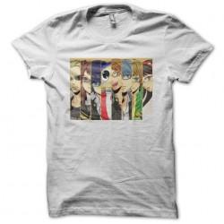 T-shirt Persona 4 white sublimation