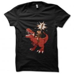 tee shirt link and his dino...