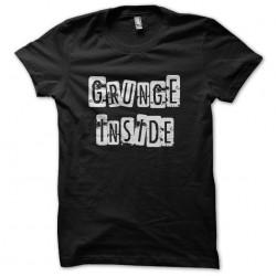 tee shirt Grunge Inside...