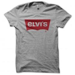 tee shirt elvis parody...
