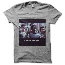 tee shirt it is or the...