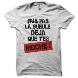 tee shirt do not go white...