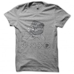 t-shirt ryu street fighter...