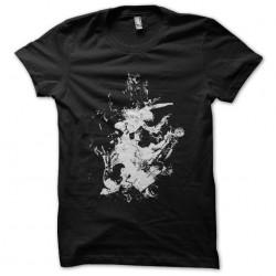 tee shirt black verve...