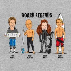 Bloobroz Board Legend...
