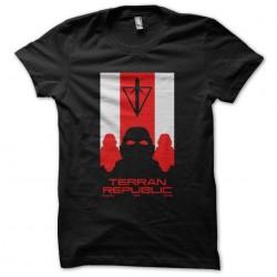 tee shirt terran republic...