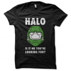 t-shirt Halo is looking for...