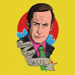 Better call Saul shirt yellow sublimation