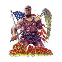 The Toxic Avenger t-shirt...