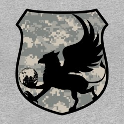 tee shirt army anti terrorisme sublimation