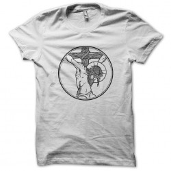 tee shirt Jesus  sublimation