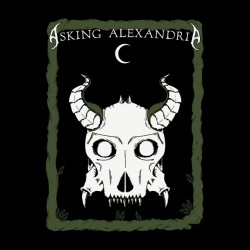 Asking t-shirt Alexandria black sublimation