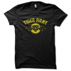 tee shirt tiger army...