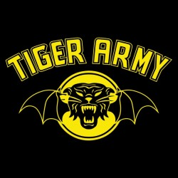 shirt tiger army black sublimation