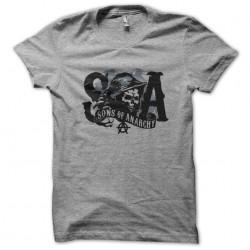 shirt SOA logo black on...