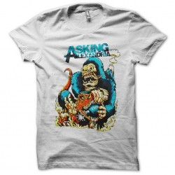 tee shirt asking alexandria kong  sublimation