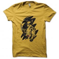 Wolverine shirt yellow...