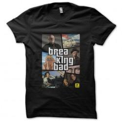 tee shirt Breaking Bad GTA...