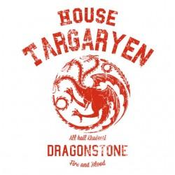 GoT house t-shirt Targaryen...