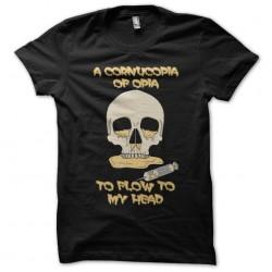 t-shirt cornucopia of opia...