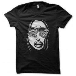 tee shirt Horror beach...