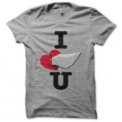 gray sublimation heartbreaker t-shirt