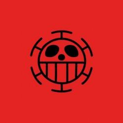 T-shirt manga sigle rare red sublimation