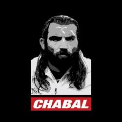 tee shirt chabal  sublimation
