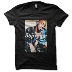 Supreme tupac t-shirt black...