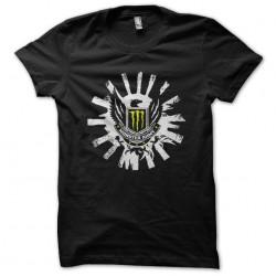 tee shirt monster army...
