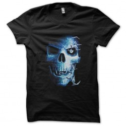 t-shirt batskull black...