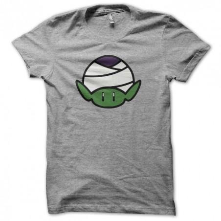 Tee shirt Piccolo Satan petit coeur gris sublimation
