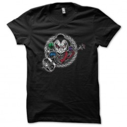 kiss shirt Gene Kiss Army...